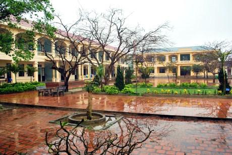 Hình ảnh trường Tiểu học Diễn Phú