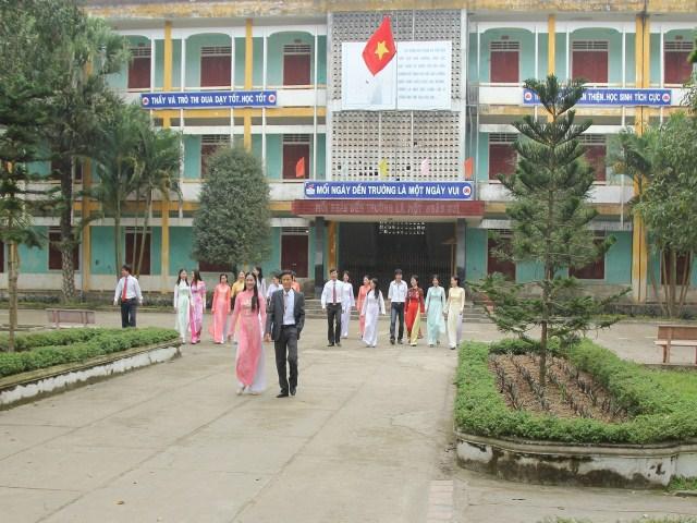 Trường Tiểu học Diễn Thái