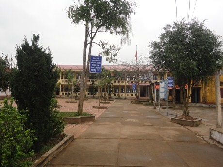 Thông Tin Trường THCS Diễn An