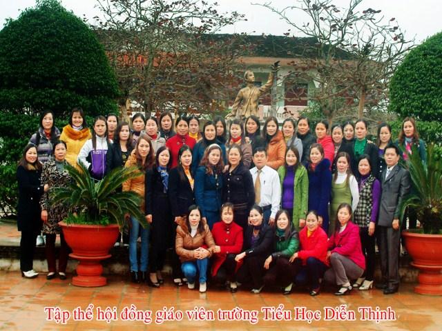 Trường Tiểu học Diễn Thịnh