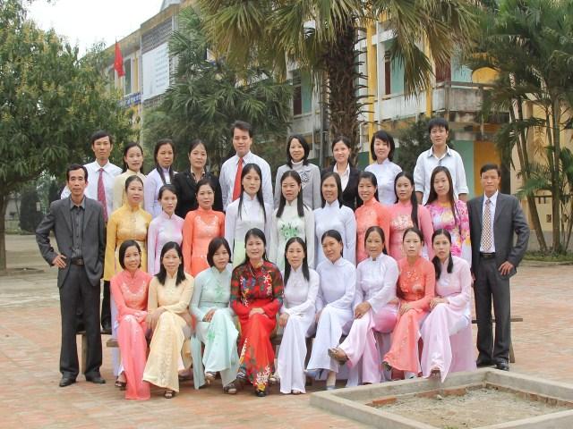 Giới thiệu về trường Tiểu học Diễn Thái